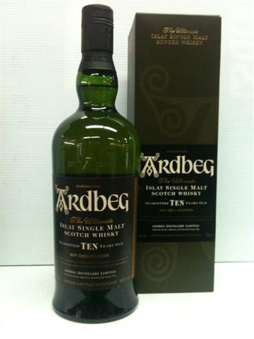 Ardbeg 10 Year Old Single Malt